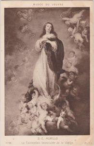 La Purísima Inmaculada Concepción by Bartolomé Esteban Murillo, 1678