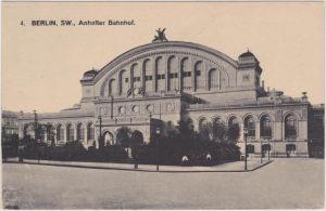 Kreuzberg-Berlin Anhalter Bahnhof