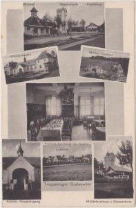 Grafenwöhr Truppenlager Mehrbildkarte