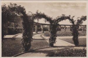 Meiderich-Beeck-Duisburg Rosengarten Stadtpark