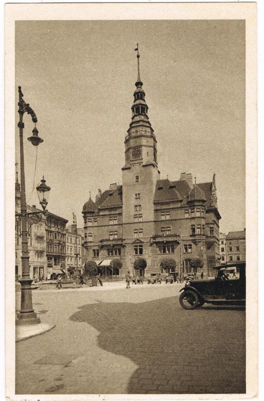 Troppau Oberring, Schmetterhaus