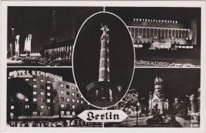 Tempelhof-Berlin 5 Bild: Kurfürstendamm, Funkturm, Flughafen Tempelhof, Hotel Kempinski und Sie