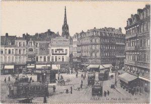 Lille Rue de la gare