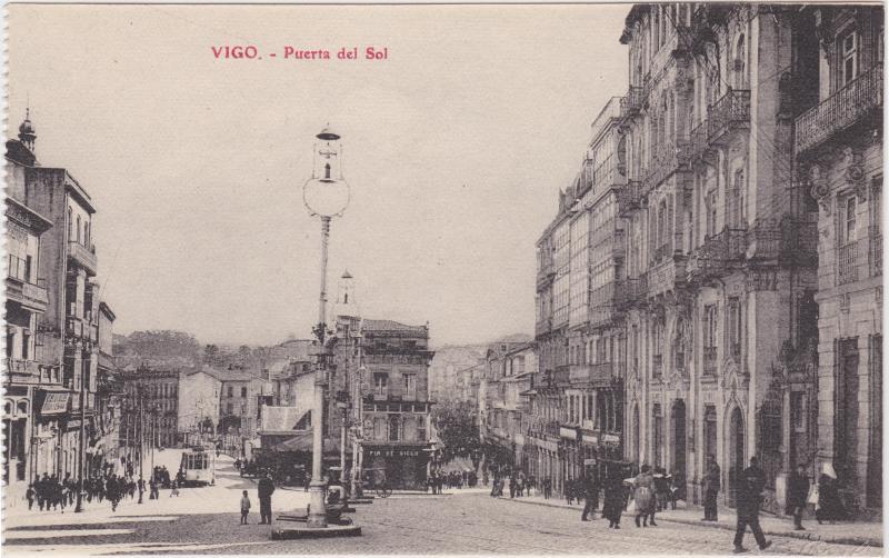 Vigo Puerta del Sol