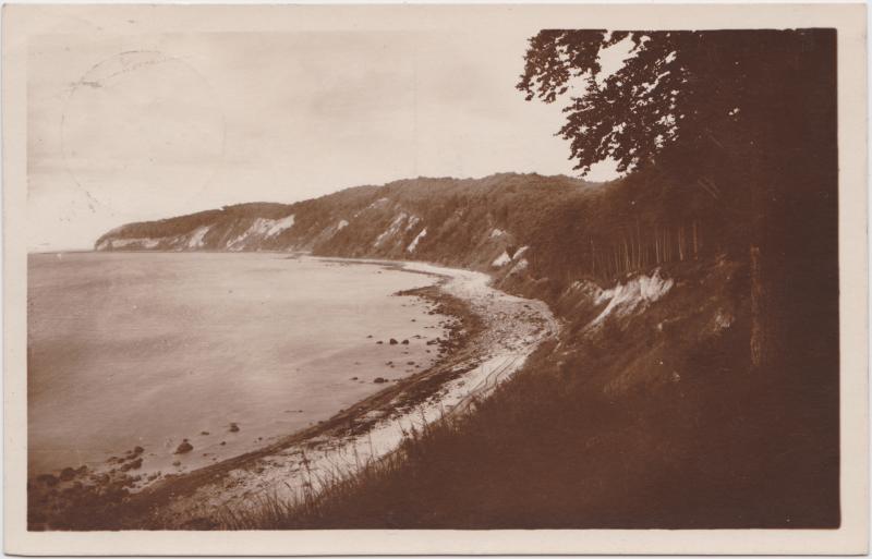 Sellin Strand zwischen Binz und Sellin