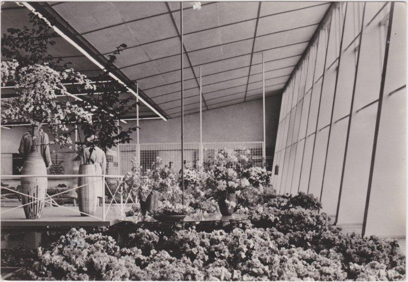 Erfurt 1. Internationale Gartenbauasustellung der sozialistischen Staaten