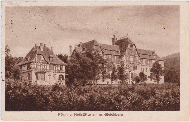 Römhild-Gleichberge Heilstätte