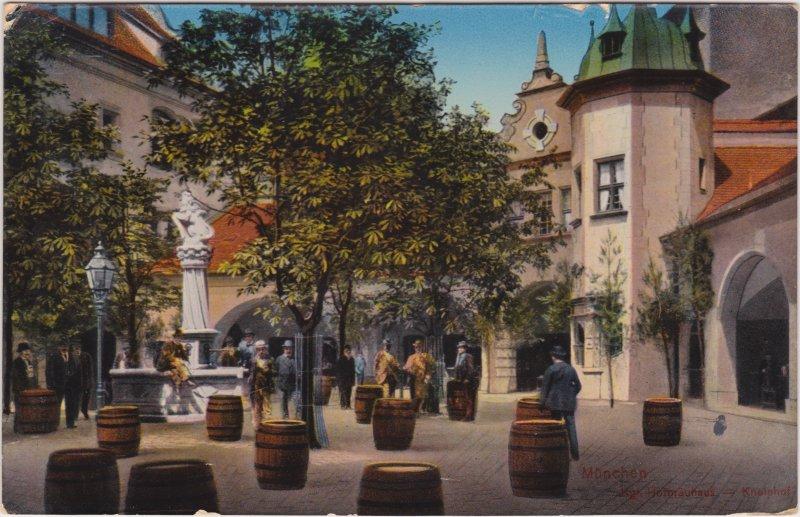 München Im Hofbräuhaus - Kneiphof