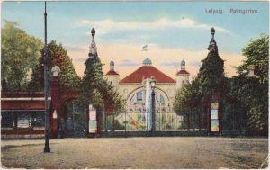 Leipzig Palmgarten 1911