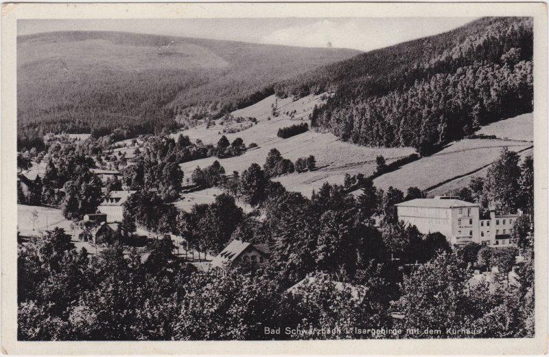 Bad Schwarzbach Bad Flinsberg Blick Czerniawa-Zdrój : Świeradów-Zdrój  136