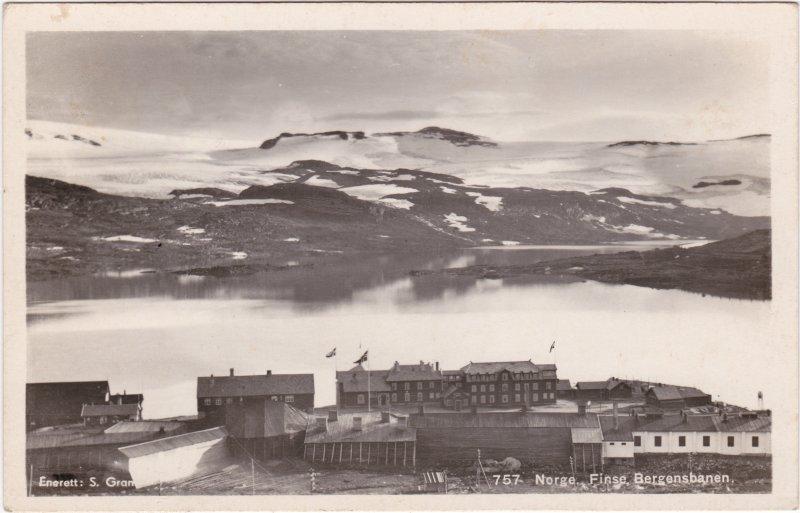 Finse Bergensbanen