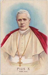 Papst Pius X. 1914