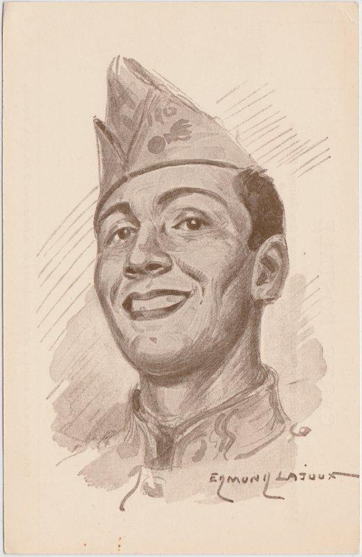 L' Euvre d' Assistance aux Familles nécessiteuses des Jeunes Soldats 1938