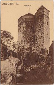 Stolpen Schloss Stolpen - Koselturm