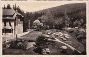 Waldbärenburg-Altenberg (Erzgebirge) Hotel und Pension Schäfermühle