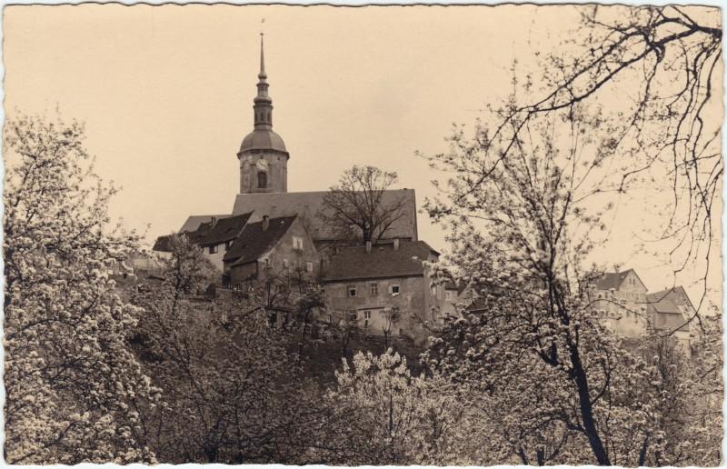 Dohna Panorama Marienkriche 1928