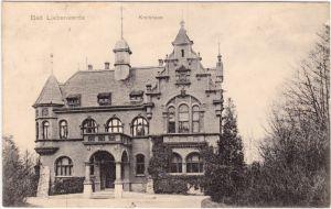 Bad Liebenwerda Partie am Kreishaus 1907