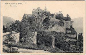 Ebernburg-Bad Münster am Stein-Ebernburg Ebernburg 1909