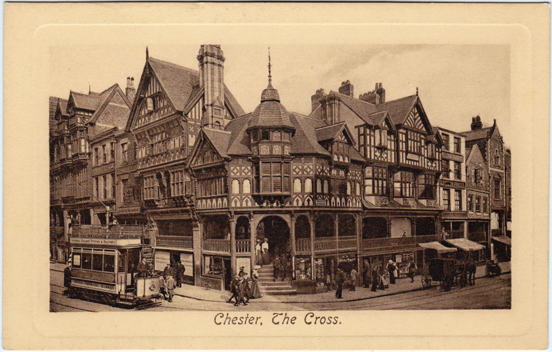 Chester The Cross 1914