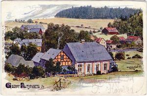 Jocketa-Pöhl Gasthof Alt-Jocketa 1906