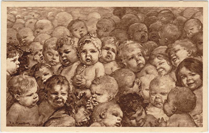 Deutschlands Spende für Säuglings- und Kleinkinderschutz Landesausschuss Bayern 1928