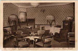Meißen Café - Mokkazimmer 1925