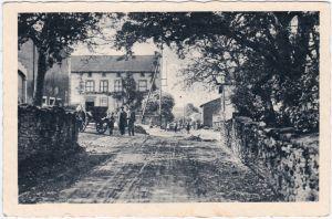 Wallerfangen  Saar Vaudrevange ehemalige Deutsch-Französische Grenze 1934