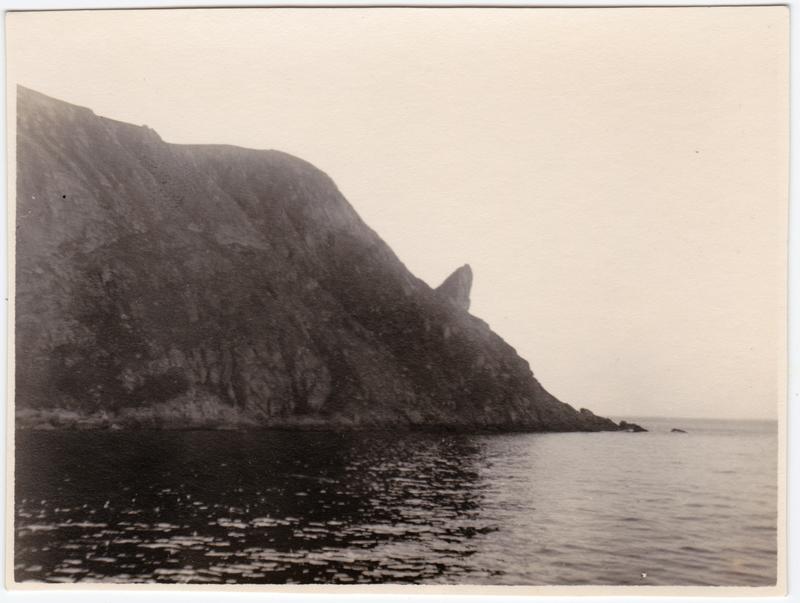 Nordkap Davvinjárgga Nordkapp Finnmark Norge Norway 1930