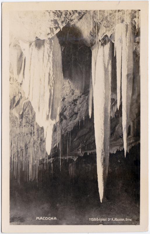 Willimowitz | Wilhelmschlag Vilémovice u Macochy Macocha Mazocha Höhle 1941