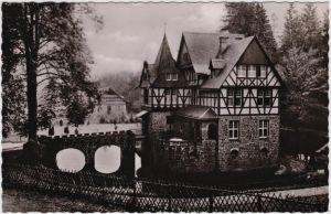 Badinghagen-Meinerzhagen  Jagdschloss Badinghagen 1959
