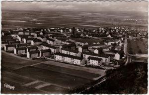 Werl (Westfalen) Luftbild Kanadische Wohnsiedlung 1965