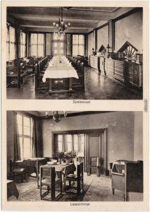 Bad Berka Innenansichten Ärzteheim: Hartmannhaus 1928