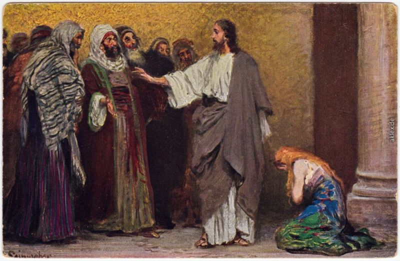 Johannes 8 1-11