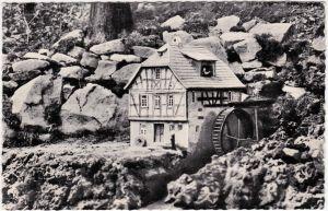 Bad Orb Kleines Mühlchen (Küppelsmühle) 1966
