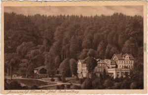 Hannoversch Münden Hann. Münden Hotel Andreesberg 1929