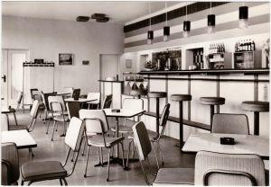 Wendefurth Thale (Harz) VEB Harztourist Almsfeld - Café 1977