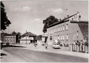 Karstädt (Prignitz) Karstädter Hof Konsum-Gaststätte und Hotel 1979