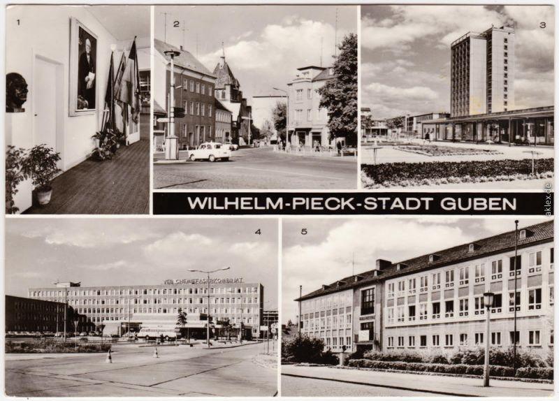 Wilhelm Pieck Stadt Guben