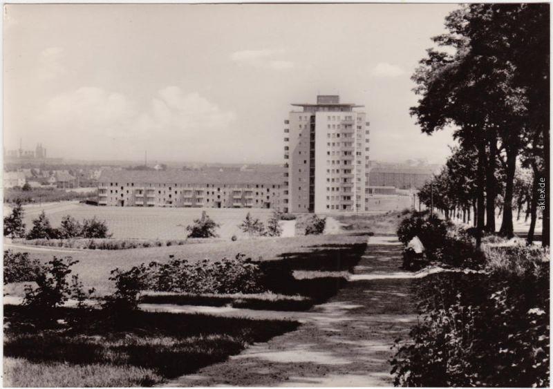 Eisenhüttenstadt Stalinstadt (1951-1961) Diehloer Höhe 1965