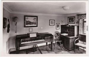Foto Ansichtskarte Schnait Weinstadt Geburtsstube - Silcher-Museum 1934