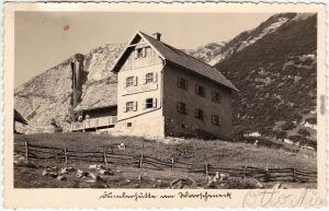 Roßleithen Dümlerhütte, Totes Gebirge b Kirchdorf an der Krems 1940
