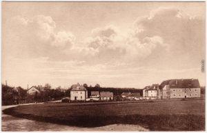 Ansichtskarte Ottendorf-Okrilla Radeburger Straße b Dresden  1924