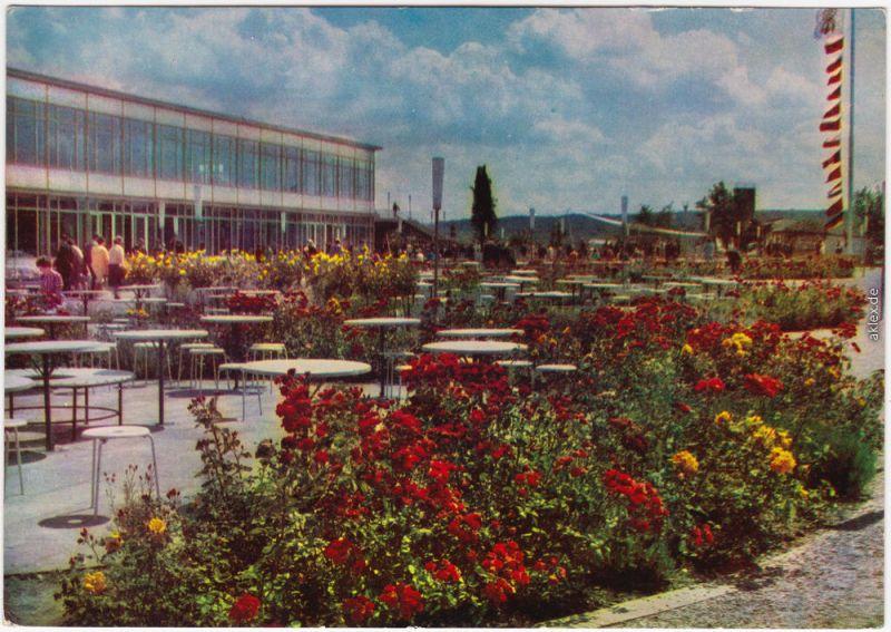 Erfurt Internationale Gartenbauausstellung der DDR (IGA) 1968