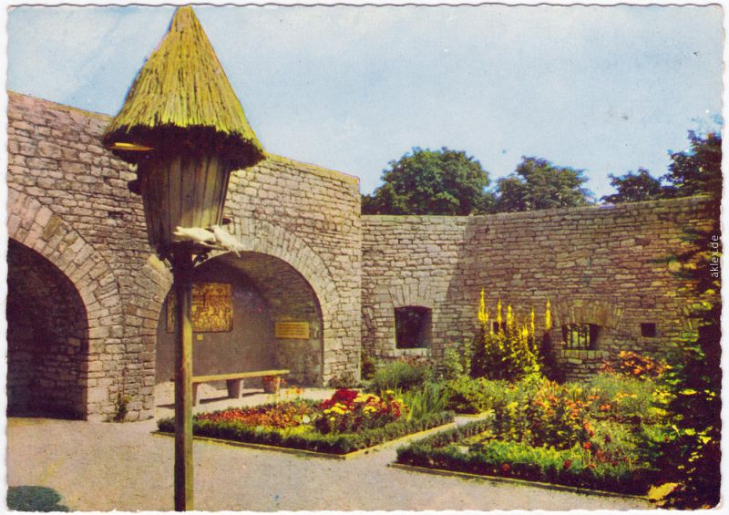 Erfurt Internationale Gartenbauausstellung der DDR (IGA) 1961