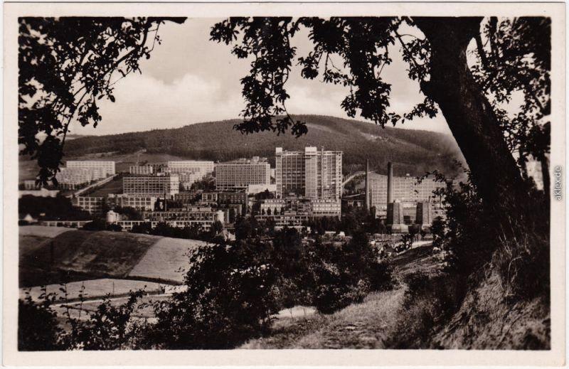 Zlin Zlín Blick auf die Bafa Werke Industrie Fotokarte  1940