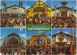 München München, Oktoberfest gestiftet 1810 von König Ludwig I. 1993