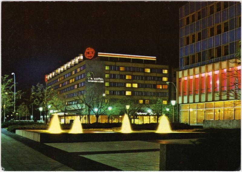 Ansichtskarte  Mitte Berlin Hotel