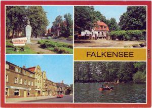 Falkensee Karl-Marx-Denkmal Hansa-Straße, Gaststätte