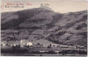 Brixen Bressanone Blick auf die Stadt Trentino-Südtirol Ansichtskarte 1907