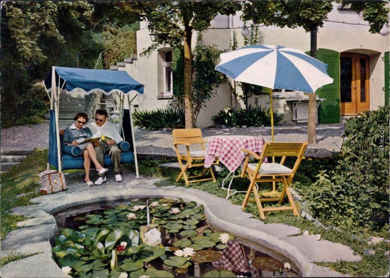 Michlbach Hotel Pension Deutsches Haus Gesamtansicht